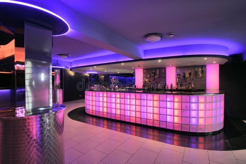 ноча клуба стоковая фотография rf