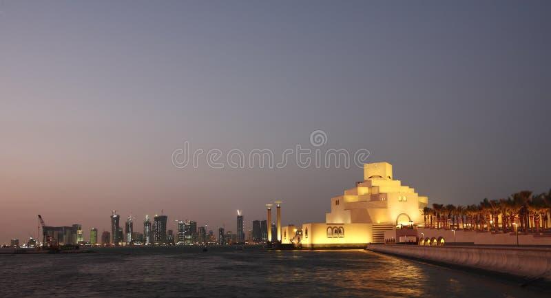 ноча музея doha