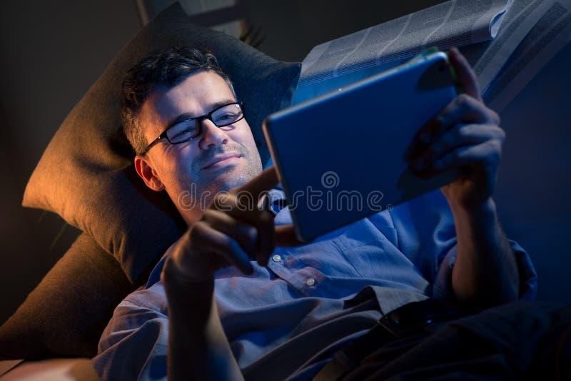 Ноча - надомный труд стоковая фотография rf