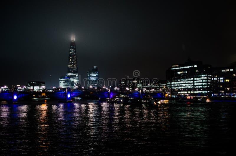 ноча london стоковые фотографии rf