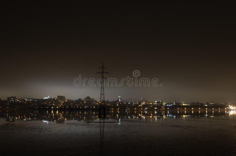 Ноча VRN стоковое фото rf