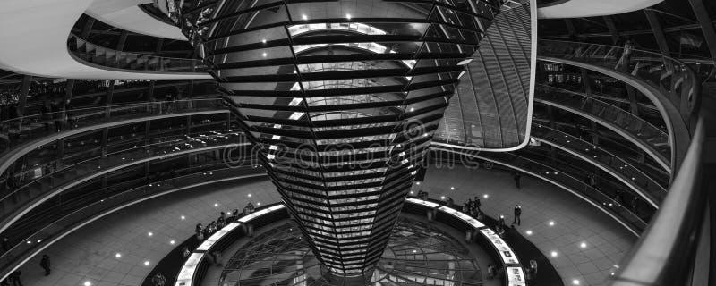 Ночи Берлина стоковые изображения rf