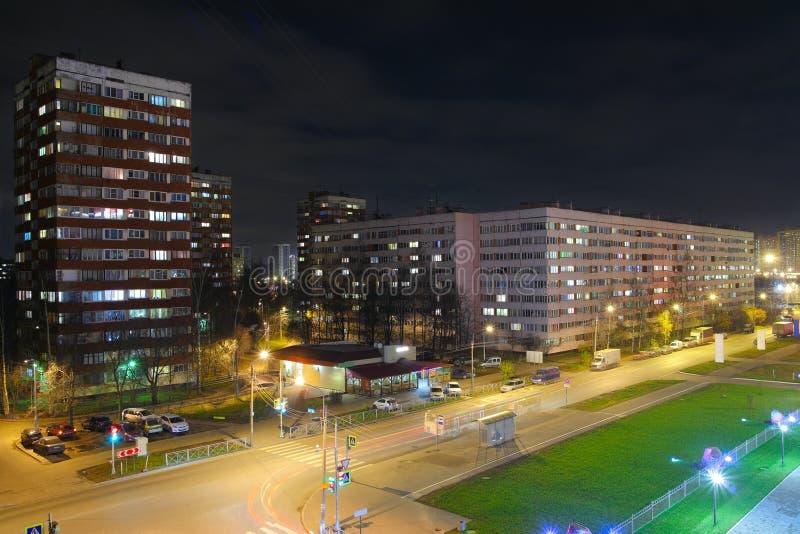 ночи latvia города рождества сказ fairy захолустный скоро подобный к стоковое изображение