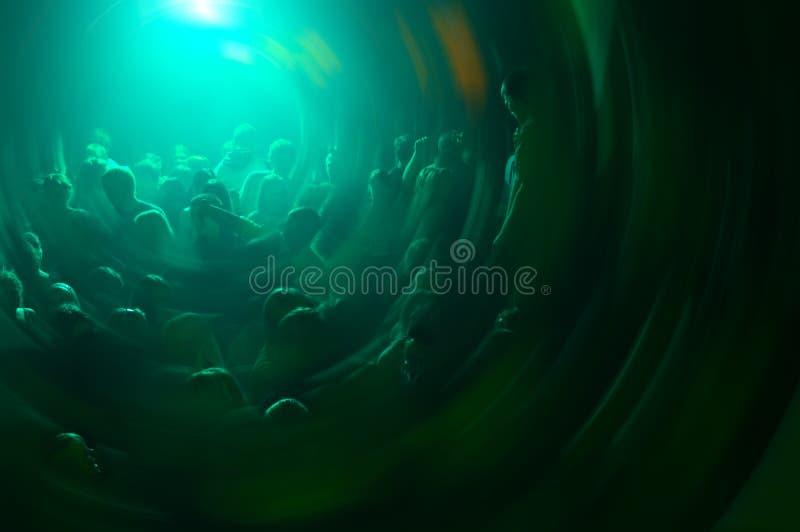 ночной клуб стоковая фотография rf