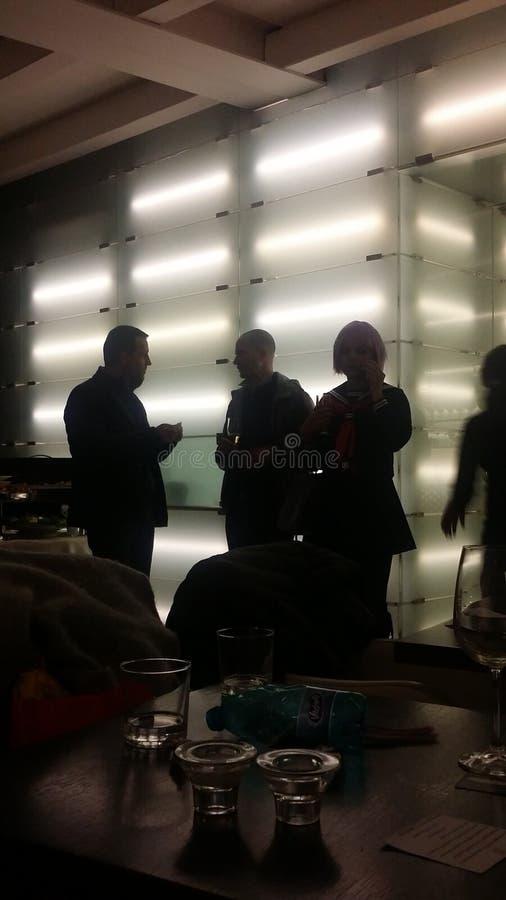 Ночной клуб Верона стоковое изображение