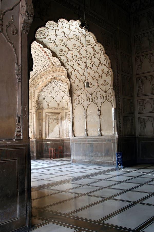 нутряная мечеть стоковое изображение