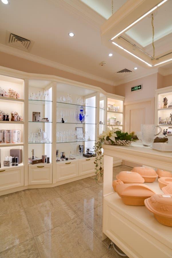 нутряной самомоднейший магазин стоковые фотографии rf