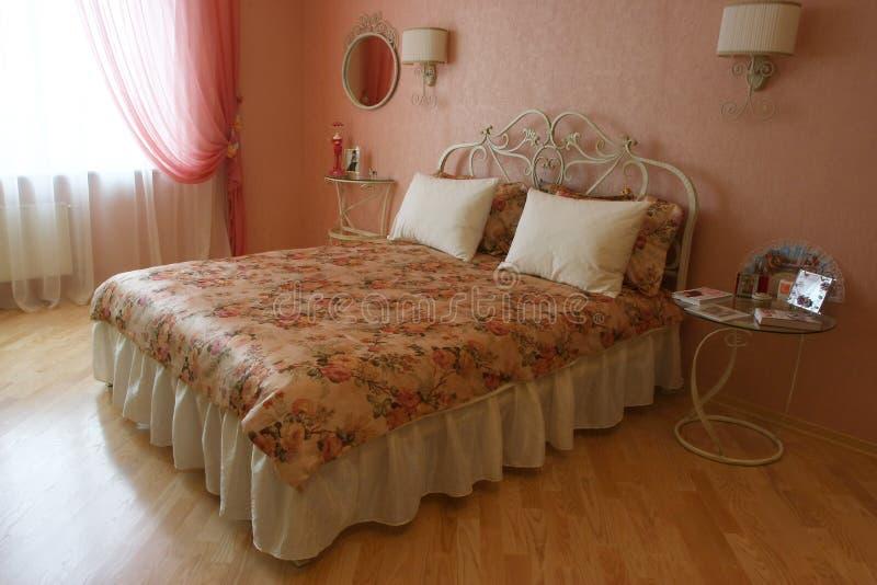 нутряной спать комнаты стоковые фото