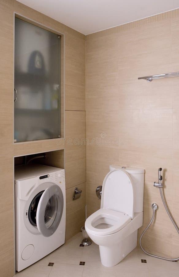 нутряной туалет стоковые фотографии rf