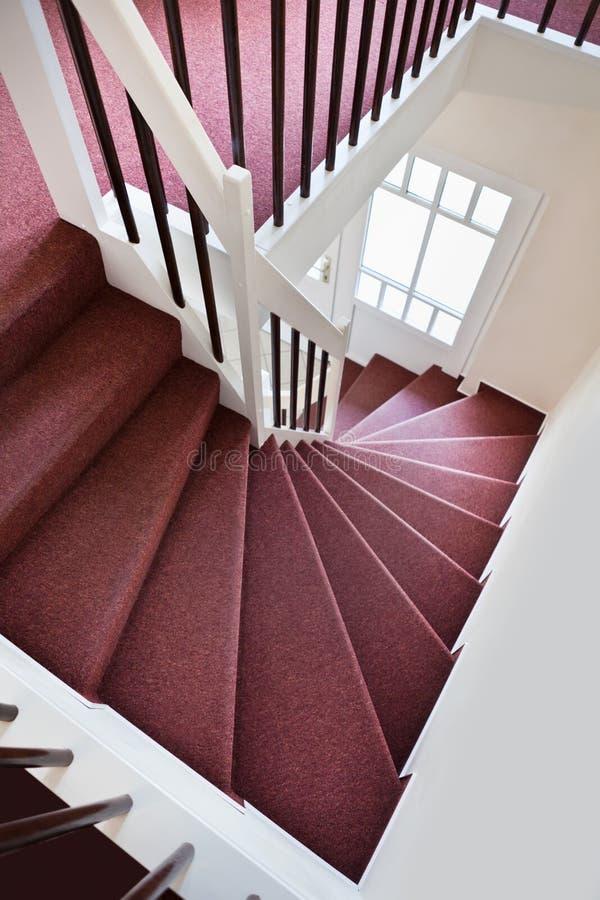 нутряные лестницы стоковые фото
