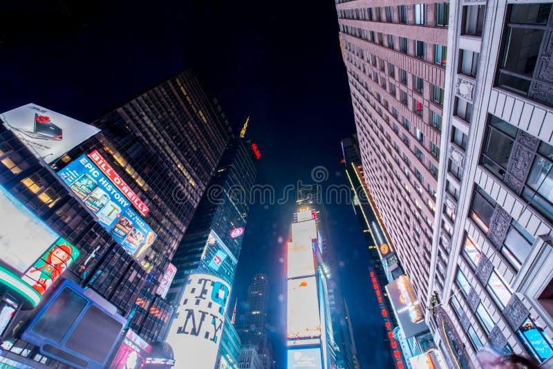 Нью-Йорк - 22-ое декабря 2013 стоковые фото