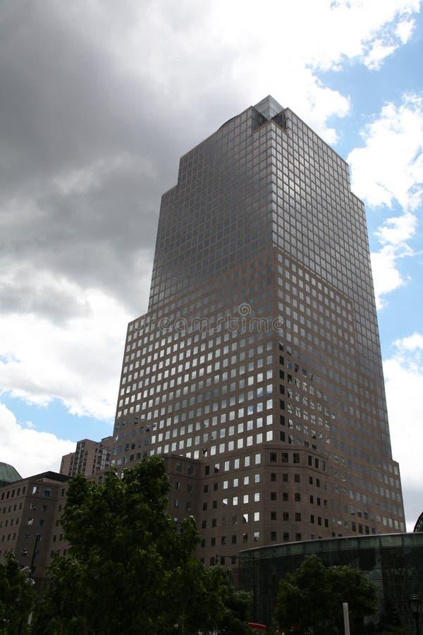 Нью-Йорк, США-июнь 16,2018: Современное Buliding высокоросло в новом yor стоковые фотографии rf