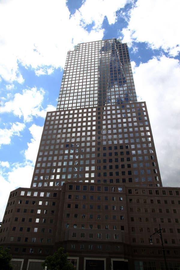 Нью-Йорк, США-июнь 16,2018: Современное Buliding высокоросло в новом yor стоковое фото