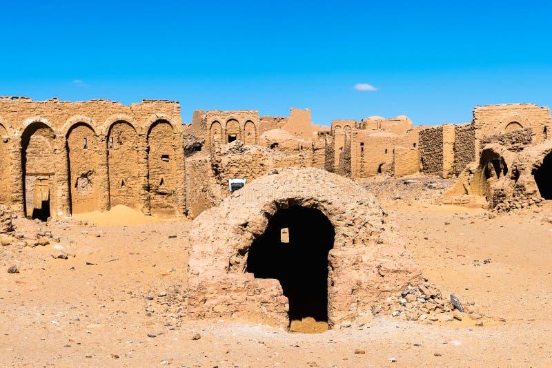Оазис Kharga, Египет стоковое изображение