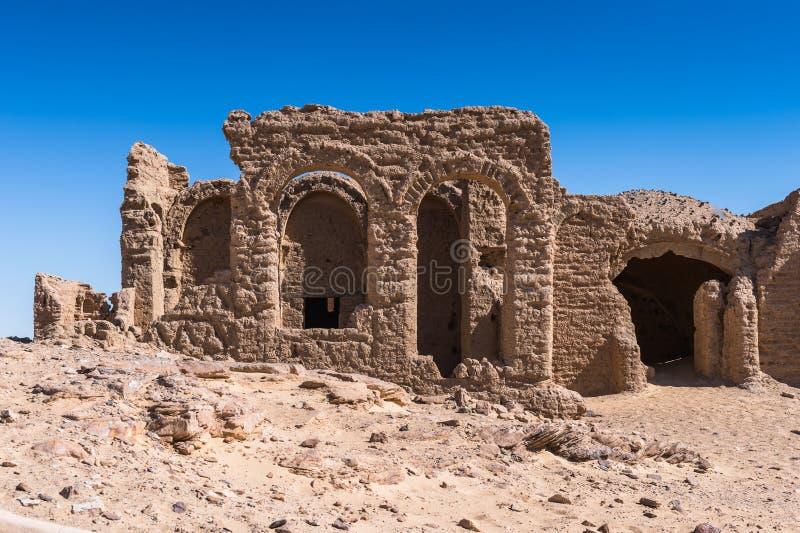 Оазис Kharga, Египет стоковые изображения rf