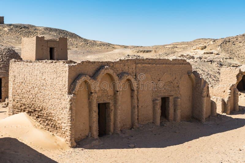 Оазис Kharga, Египет стоковые изображения