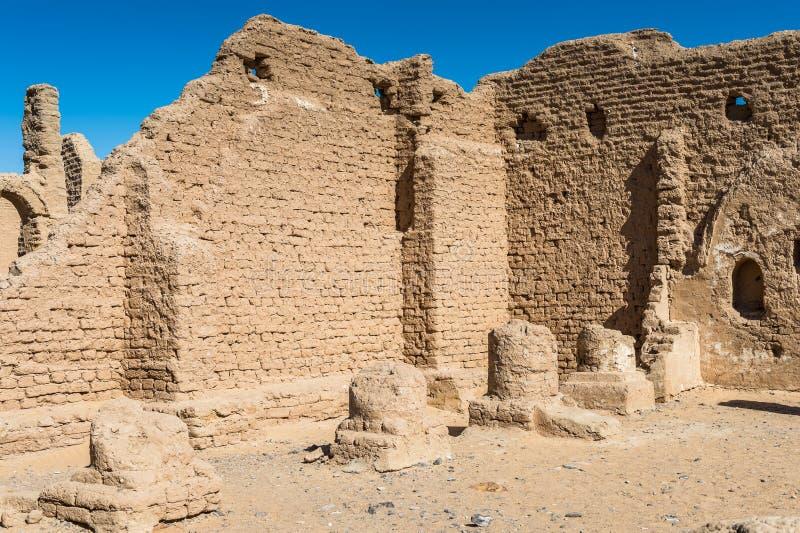 Оазис Kharga, Египет стоковая фотография rf