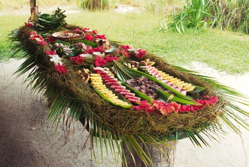 обед тропический стоковые изображения