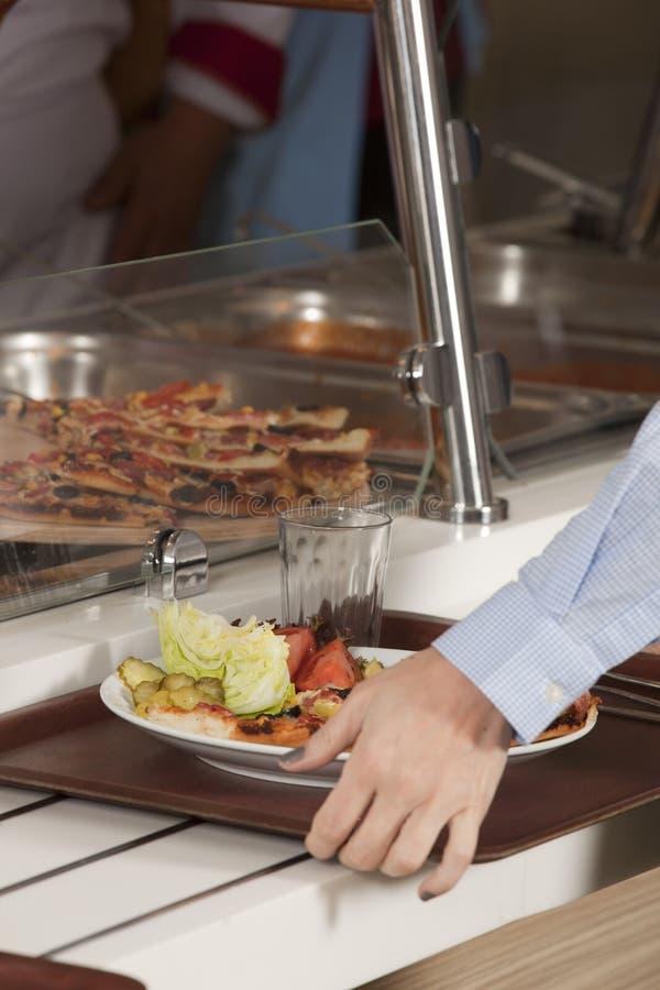 Обед стоковое изображение rf