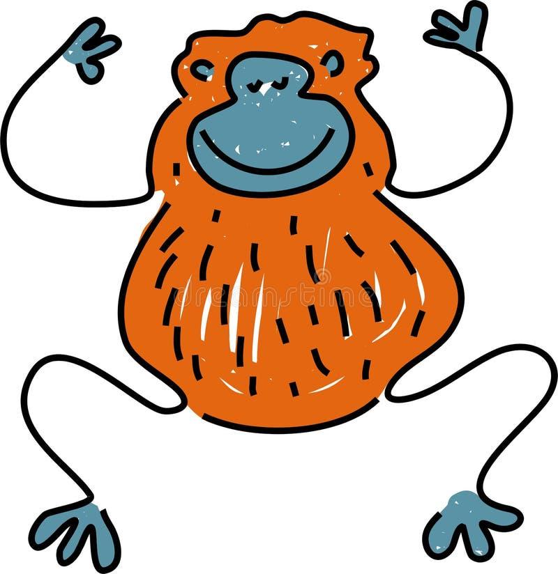 обезьяна бесплатная иллюстрация