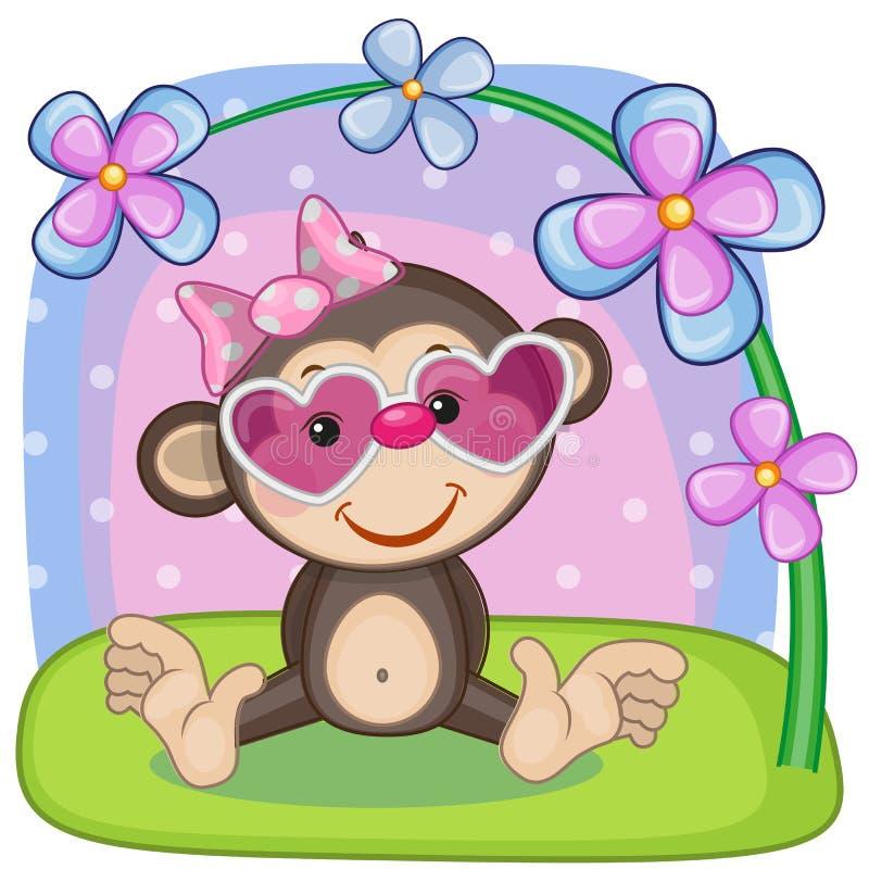 снимок, открытка с тремя обезьянами одной лишь знать