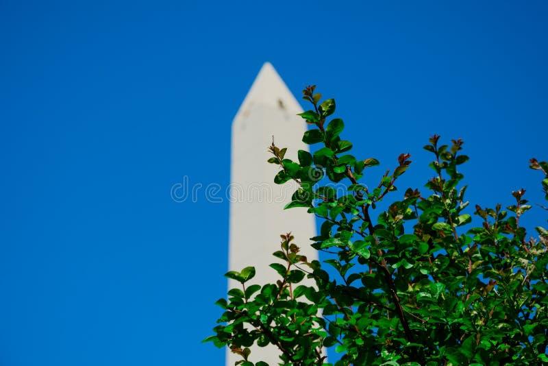 Обелиск Буэноса-Айрес El Obelisco стоковые фотографии rf