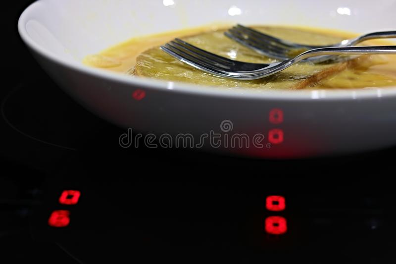 обернутый хлеб стоковая фотография rf