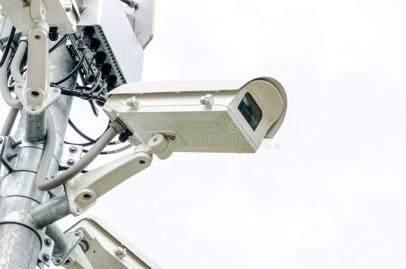 обеспеченность множества copyspace камеры стоковое изображение rf