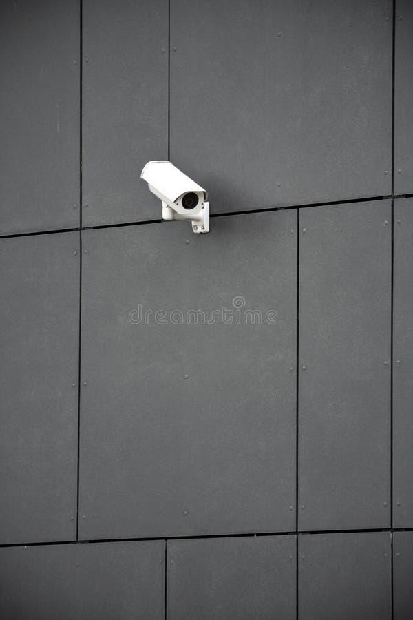 обеспеченность офиса камеры здания стоковые фото