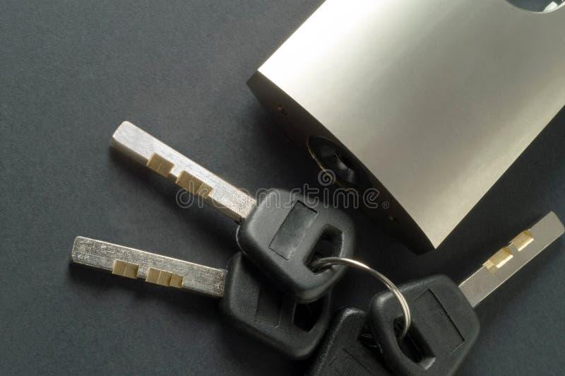 обеспеченность padlock стоковые изображения rf