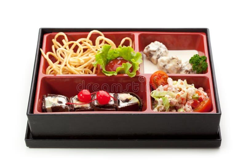 Обед Bento стоковая фотография rf