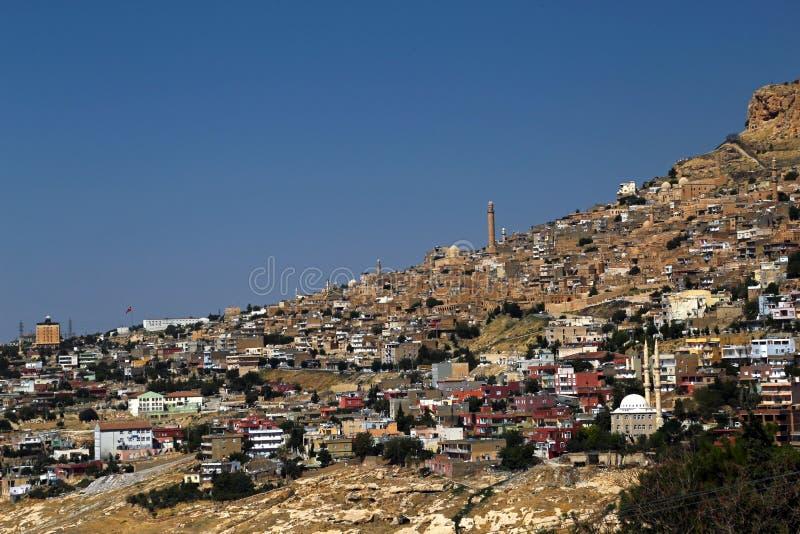 Обзор Mardin стоковые фотографии rf