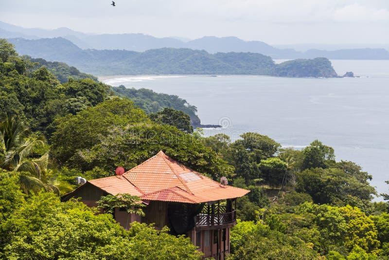 Обзор Nicoya, Коста-Рика стоковые фотографии rf
