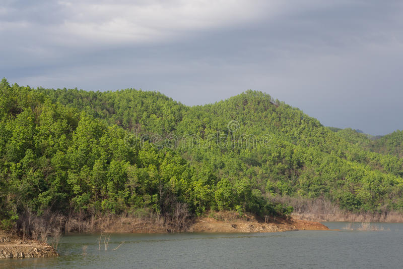 Обильный резервуар стоковое фото rf