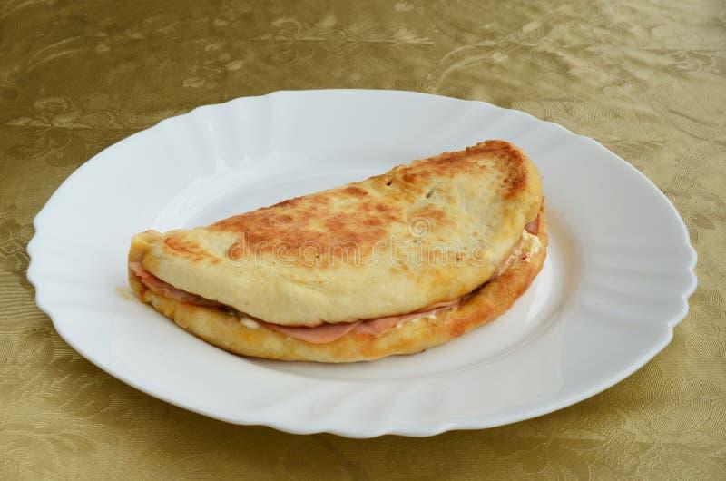 Обильный сандвич  стоковые изображения rf