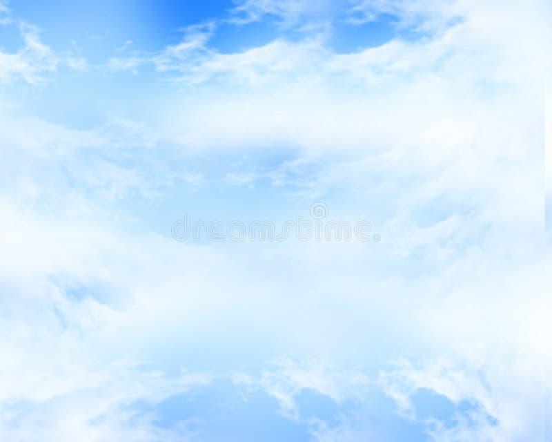 Облака иллюстрация штока