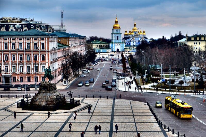 Область Софии в Киеве стоковые фото