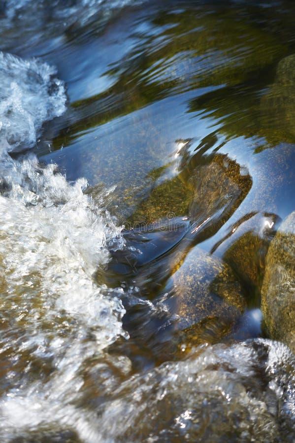 облицовывает waterbodies стоковая фотография rf