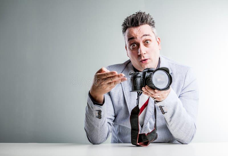 Обманщик шестерни фотографии говоря рассказы стоковое изображение rf