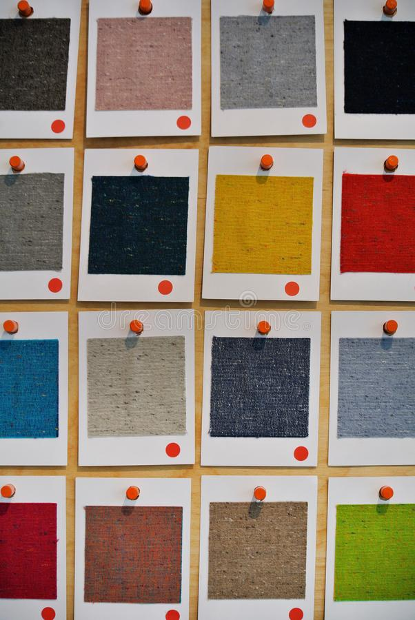 Обмылки ткани стоковые изображения rf