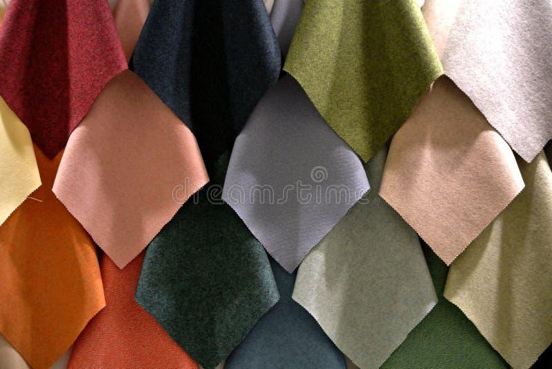 Обмылки ткани стоковое изображение