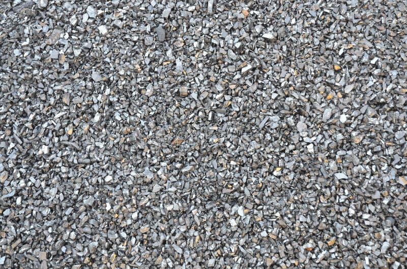 Обогащенный антрацит части угля точный в большей части стоковое фото rf