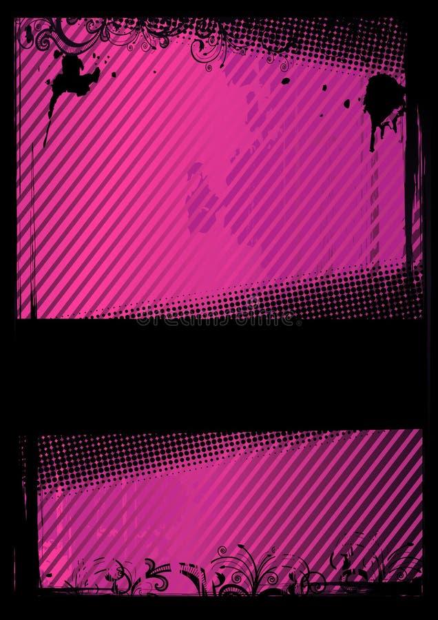 обои вектора иллюстрации grunge иллюстрация вектора