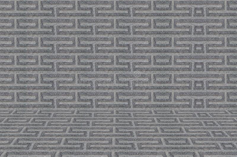 Обои и предпосылки текстуры комнаты пола стены иллюстрация вектора