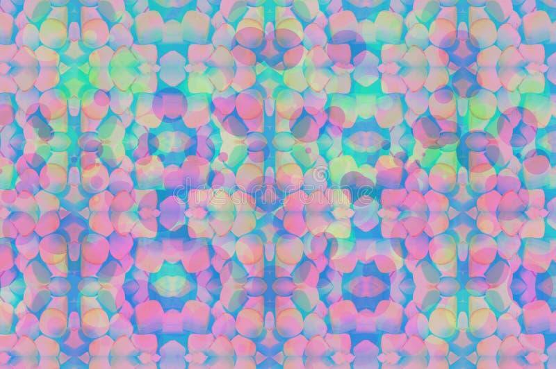 Обои и предпосылки текстуры bokeh нерезкости радуги стоковое изображение rf