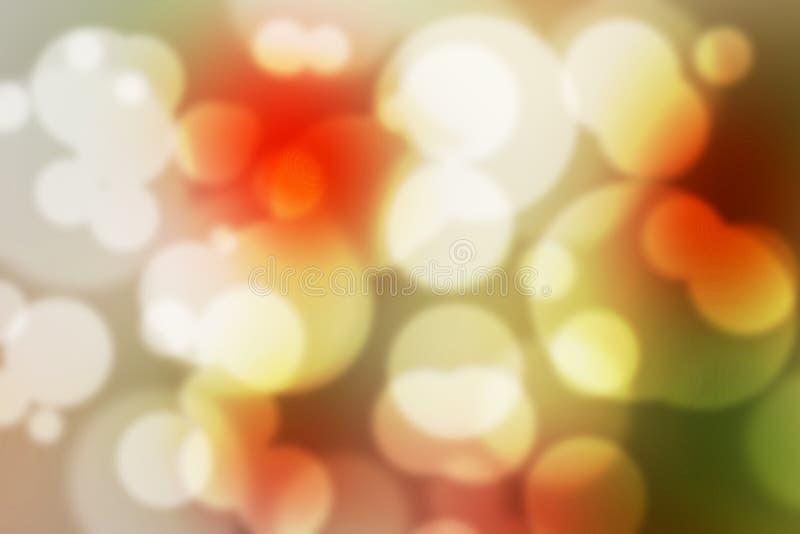 Обои красочной предпосылки Bokeh красочные запачканные стоковые изображения