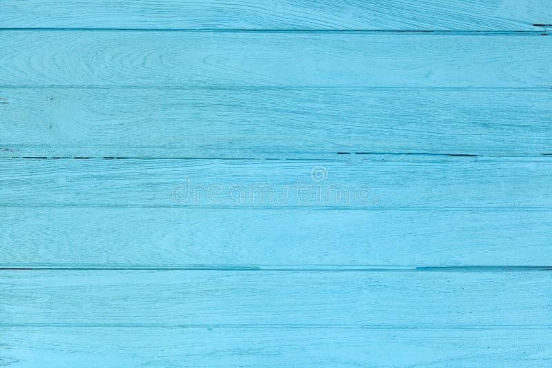 Обои текстуры предпосылки деревянного teak голубые стоковые изображения rf
