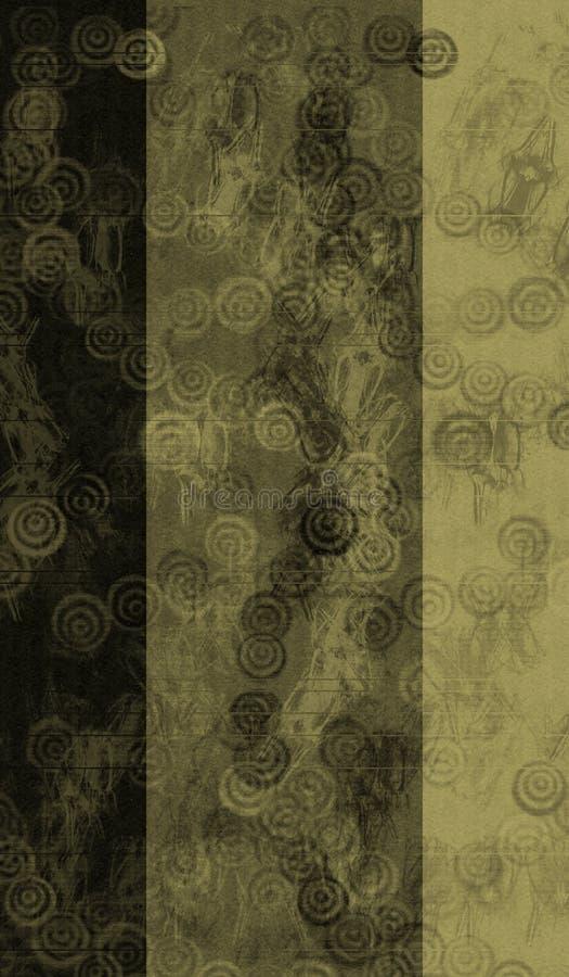 обои ткани antique азиатские стоковая фотография