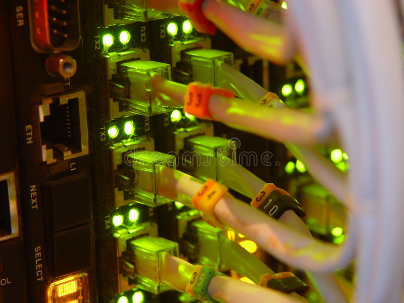оборудование связи стоковые фотографии rf