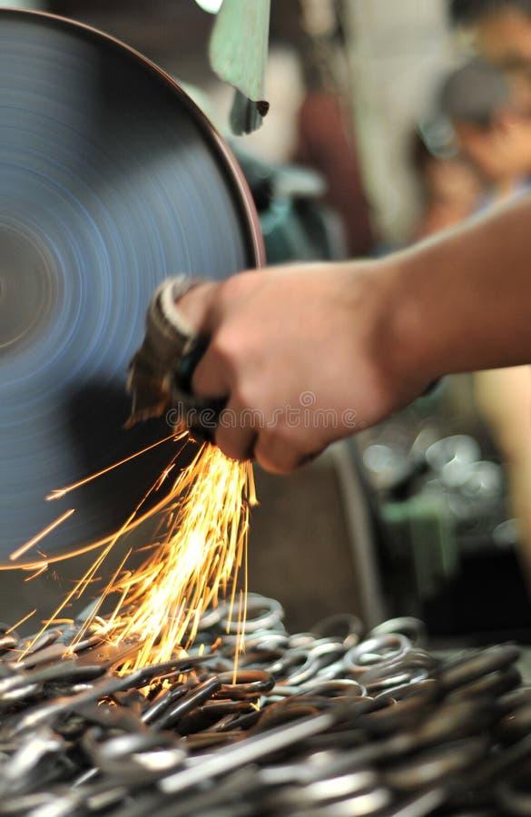 Обрабатывающая промышленность стоковые фотографии rf